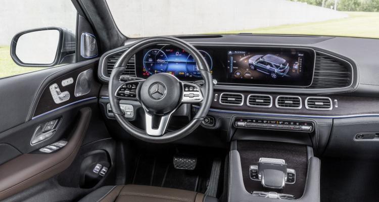 Der neue Mercedes-Benz GLE-8