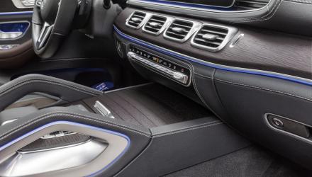 Der neue Mercedes-Benz GLE-9