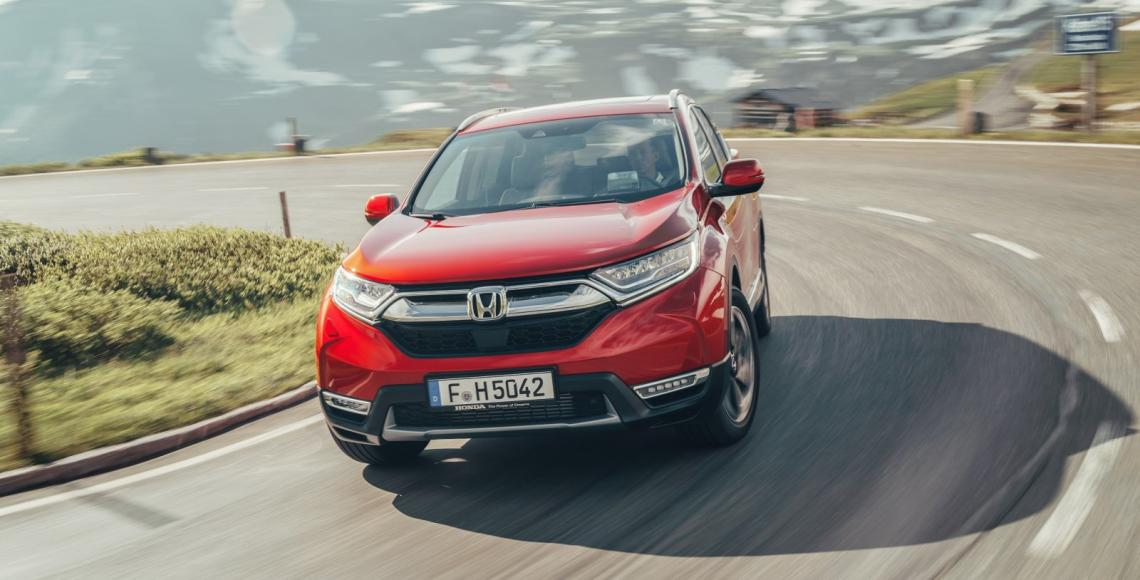 2018 Honda CR-V VTEC TURBO Petrol