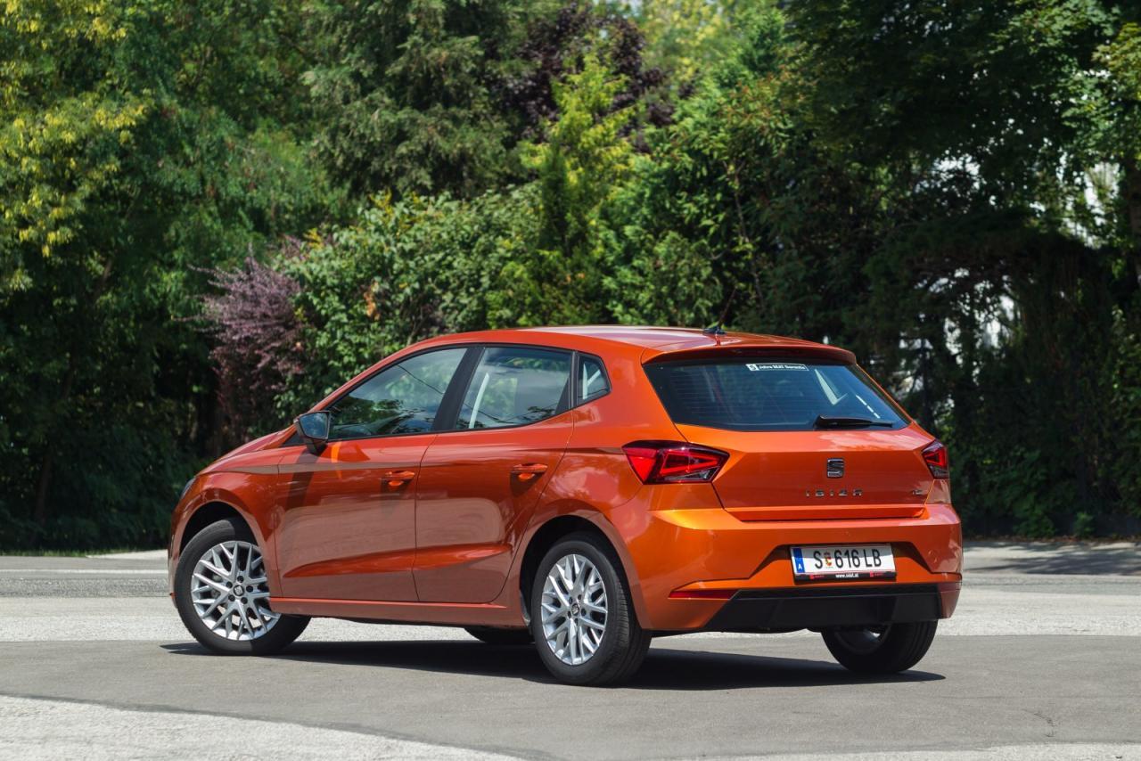 Interessant für pragmatische Kal- kulierer: Seats Erdgas-Ibiza mit 90 Turbo-PS.