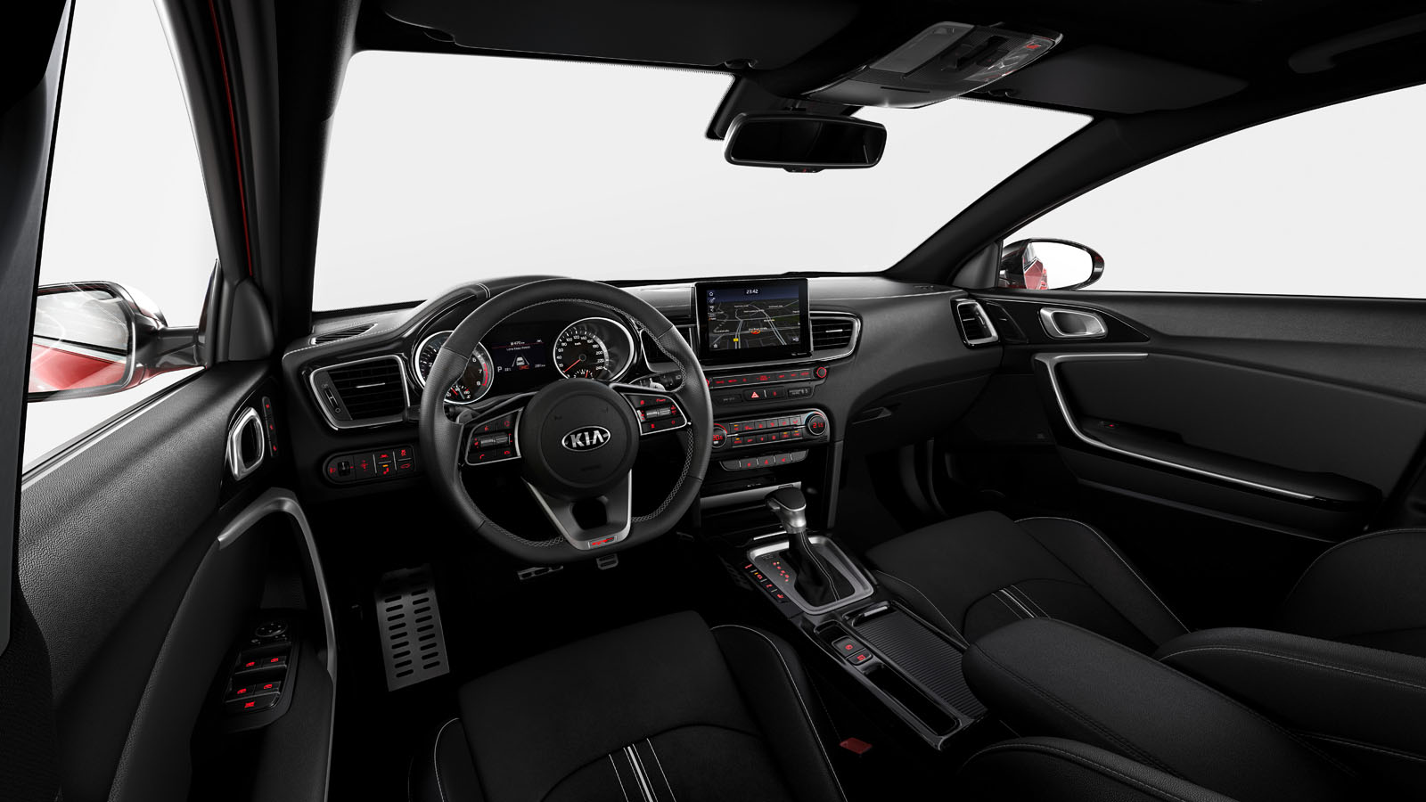 Erster Test Kia Proceed Gt Alles Auto