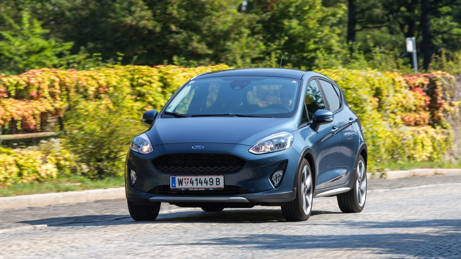 Test Ford Fiesta Active 10 Ecoboost 100 Alles Auto