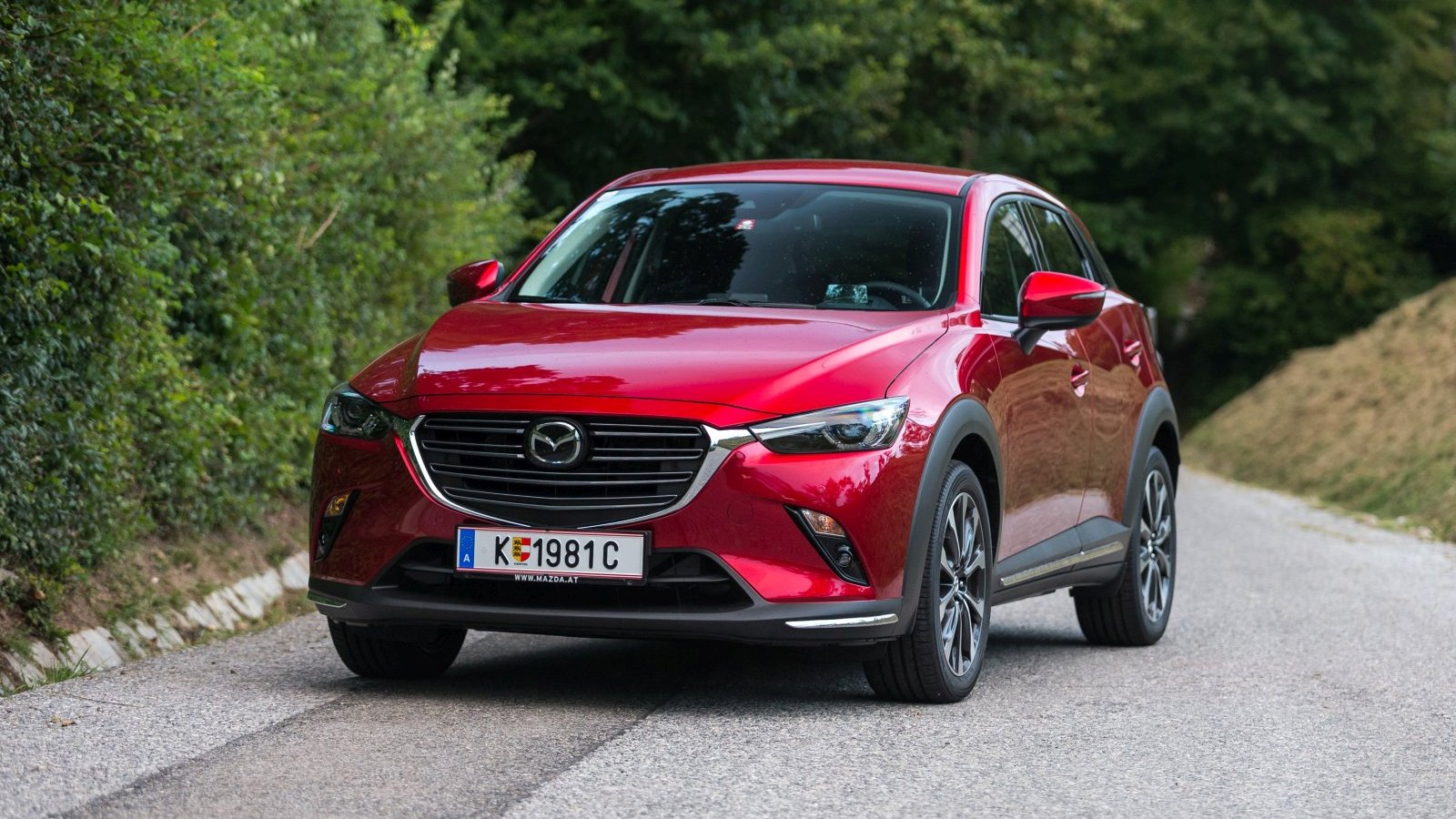 test mazda cx 3 g150 awd revolution top alles auto. Black Bedroom Furniture Sets. Home Design Ideas