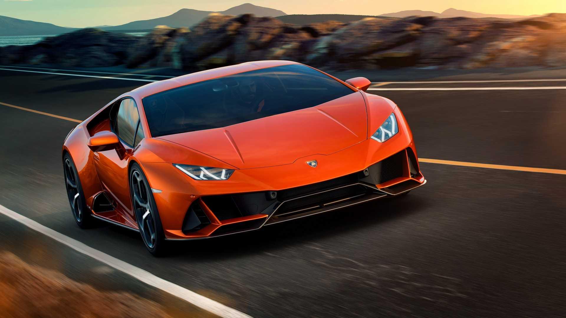 2020 Lamborghini Huracan Redesign and Review