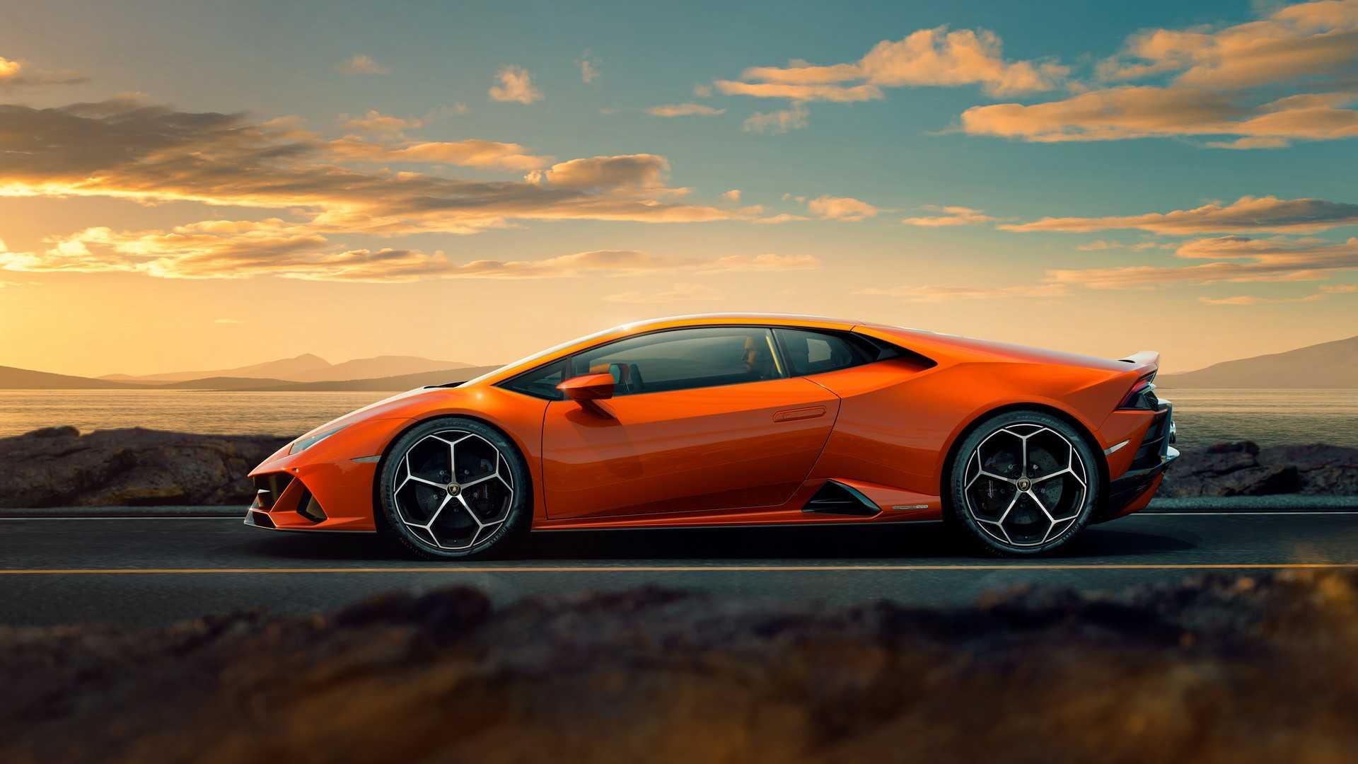 Lamborghini Huracan Evo Vorgestellt Facelift Des V10 Bullen Alles
