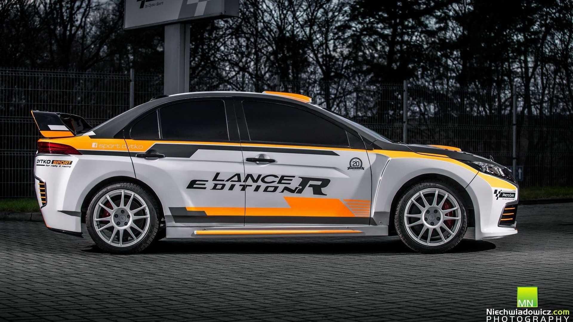 2020 Mitsubishi EVO XI Rumors