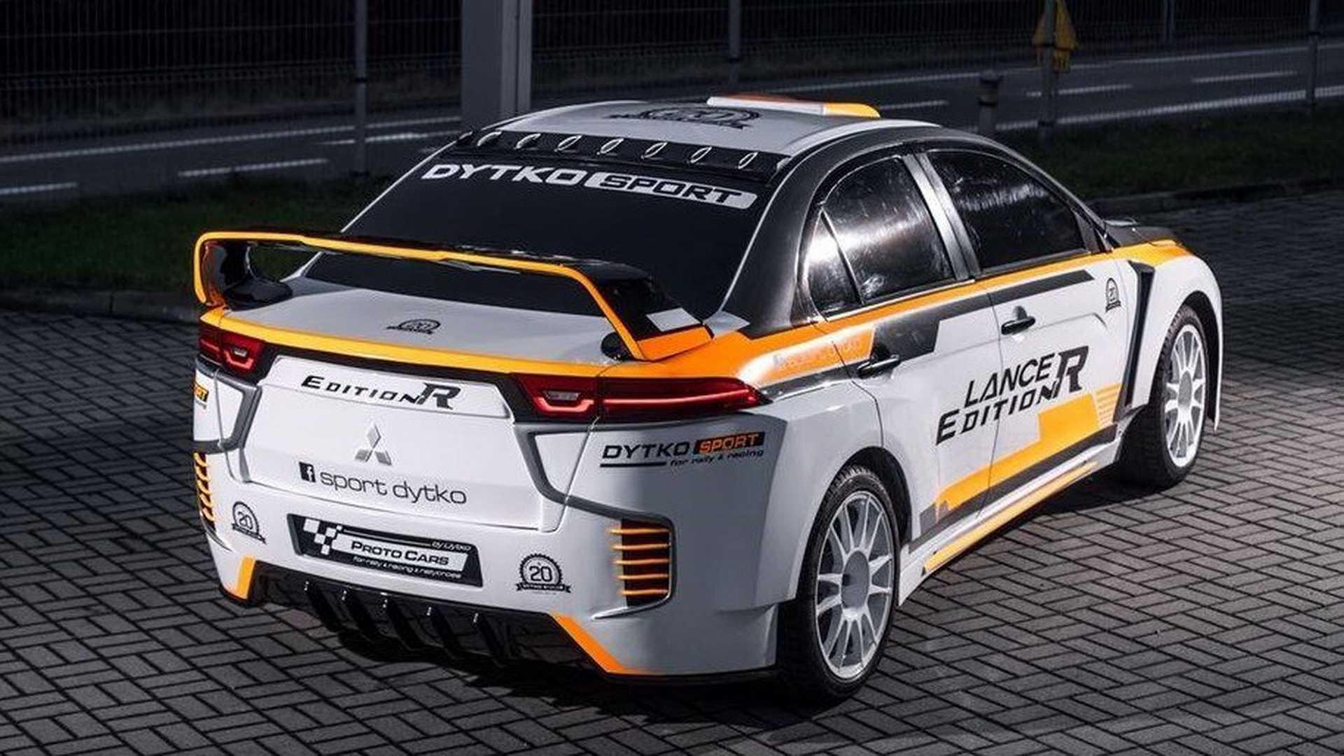 2020 Mitsubishi EVO XI Spesification