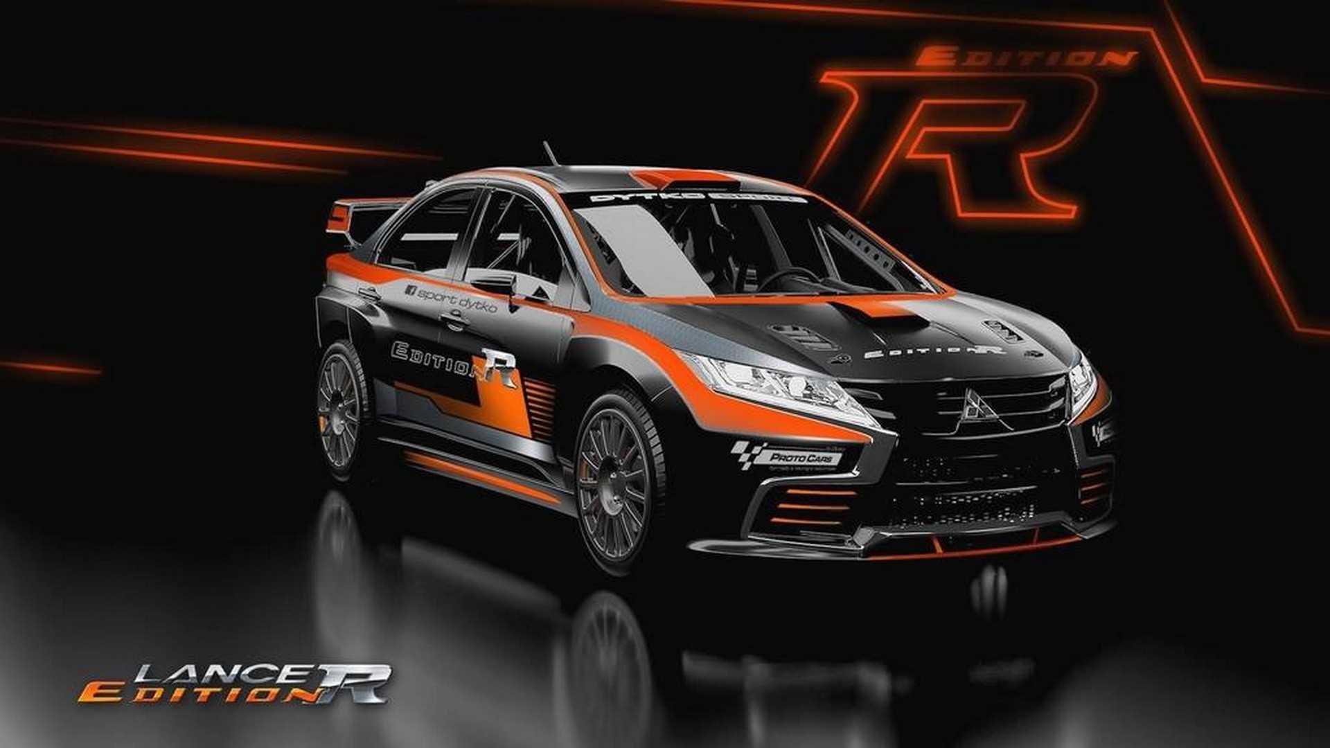 2020 Mitsubishi EVO XI New Concept
