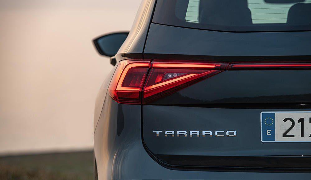 SEAT TARRACO 100L