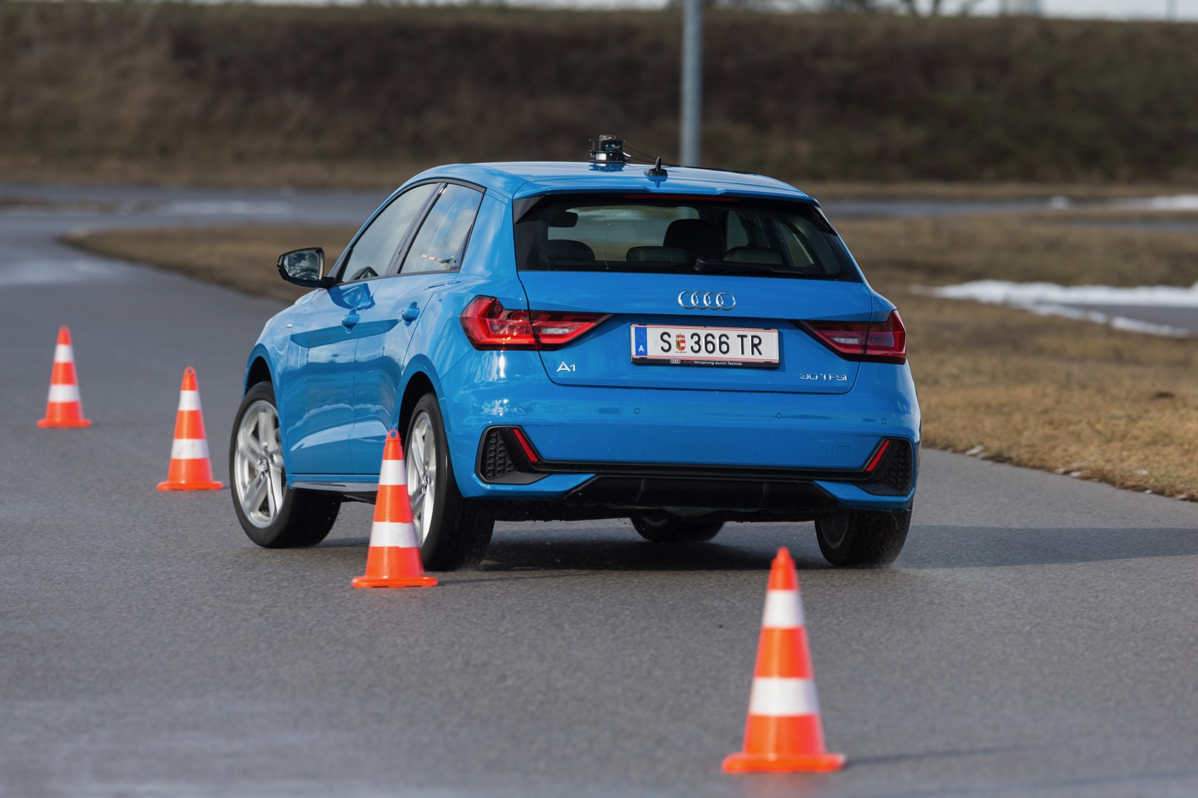 Grosser Test Audi A1 Sportback 30 Tfsi S Line Alles Auto