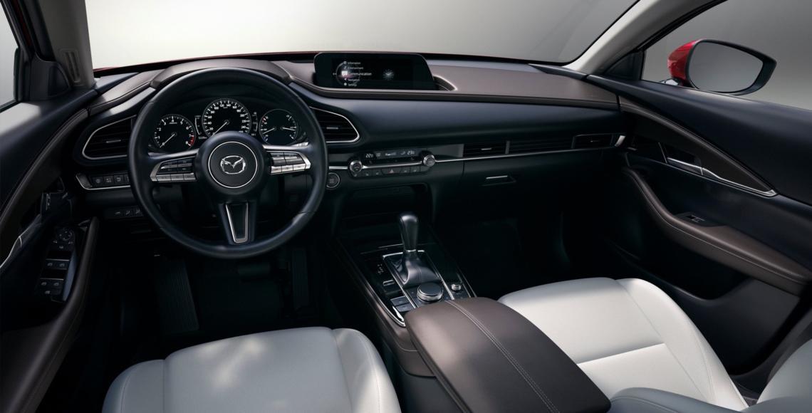 Mazda_CX-30_Interior