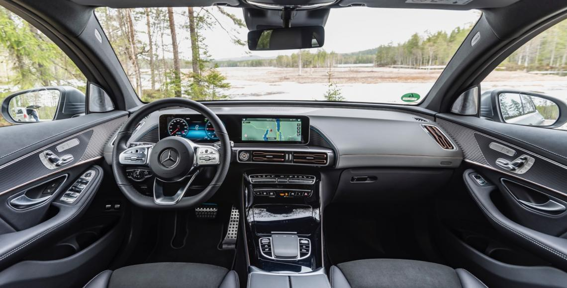 Der neue Mercedes-Benz EQC | Oslo 2019 // The new Mercedes-Benz EQC | Oslo 2019