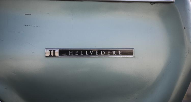 Mopar 1967 Plymouth Hellvedere 1