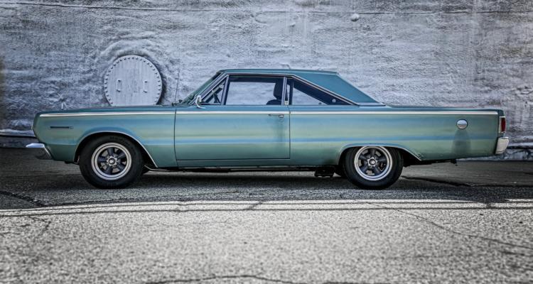 Mopar 1967 Plymouth Hellvedere 4