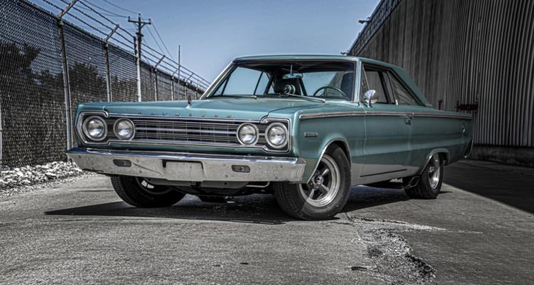 Mopar 1967 Plymouth Hellvedere 5