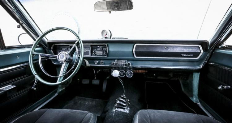 Mopar 1967 Plymouth Hellvedere 7
