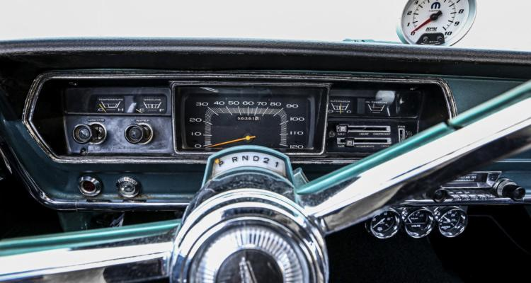 Mopar 1967 Plymouth Hellvedere 8