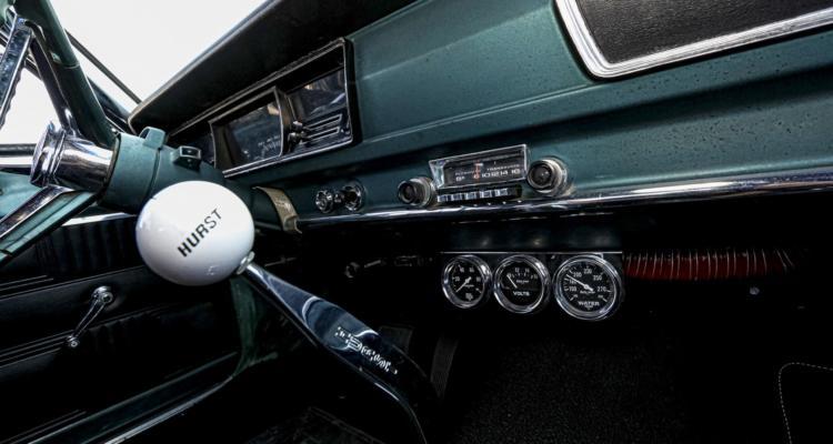 Mopar 1967 Plymouth Hellvedere 9