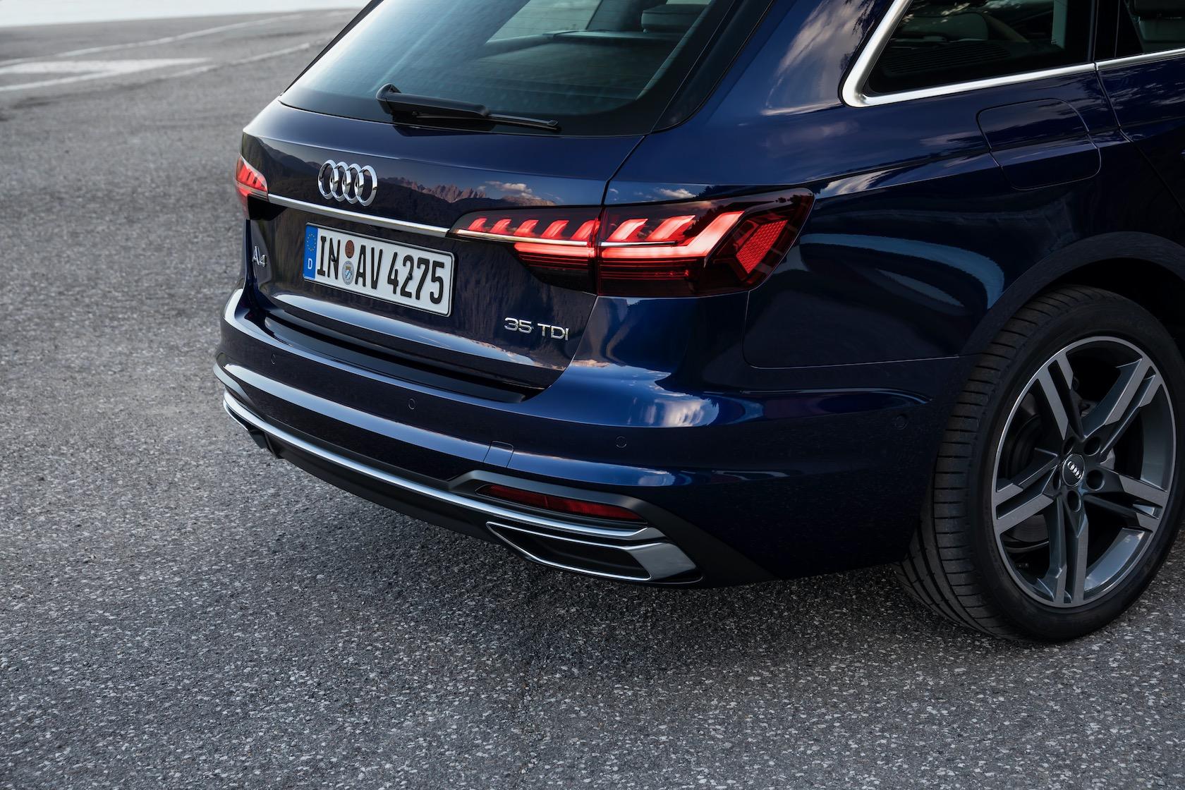 Erster Test Facelift Audi A4 Alles Auto