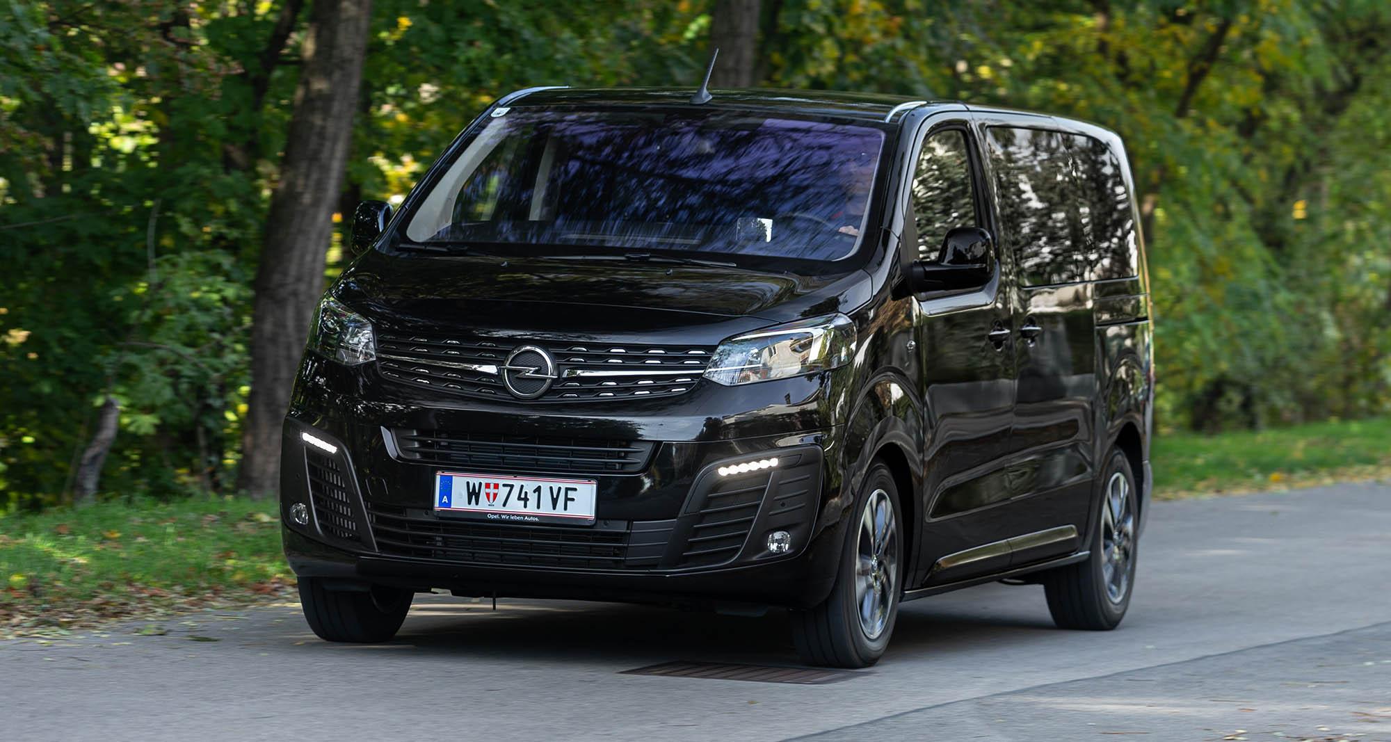 Test Opel Zafira Life 2 0 Cdti Aut Business Innovation M Alles Auto