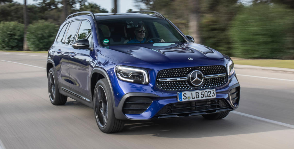 Der neue Mercedes-Benz GLB und Mercedes-AMG GLB 35 4MATIC Andalusien 2019// The new Mercedes-Benz GLB and Mercedes-AMG GLB 35 4MATIC Andalusia 2019