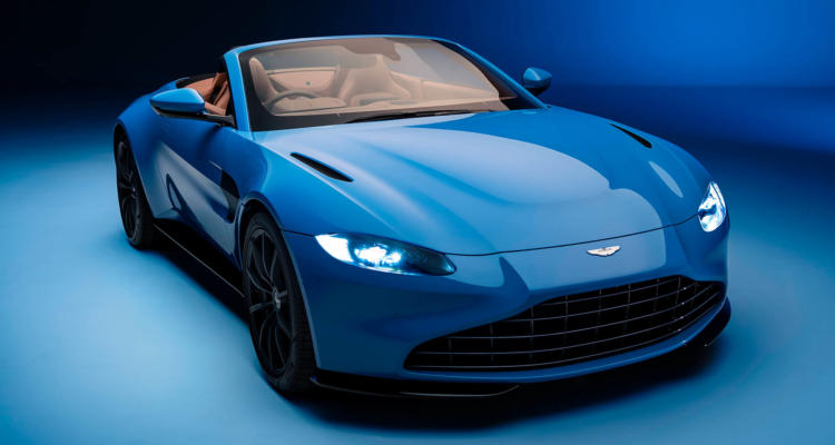 Aston Martin Vantage Roadster (2)