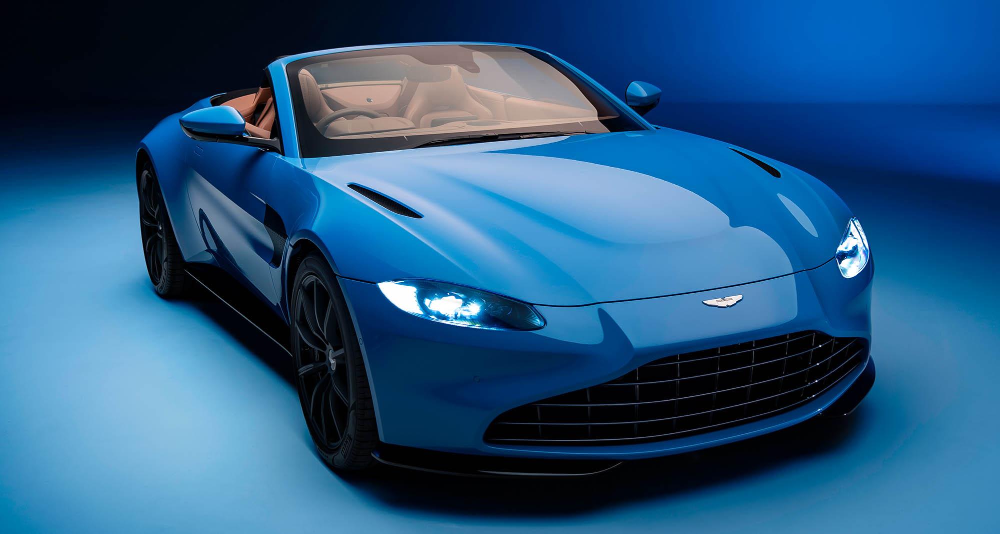 Neu Aston Martin Vantage Roadster Alles Auto