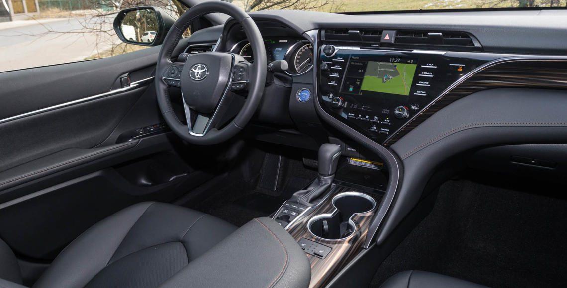 Toyota Camry Cockpit