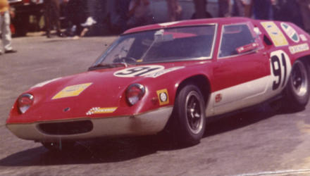 Lotus-Cosworth Mk 47 Mugello Erich Glavitza