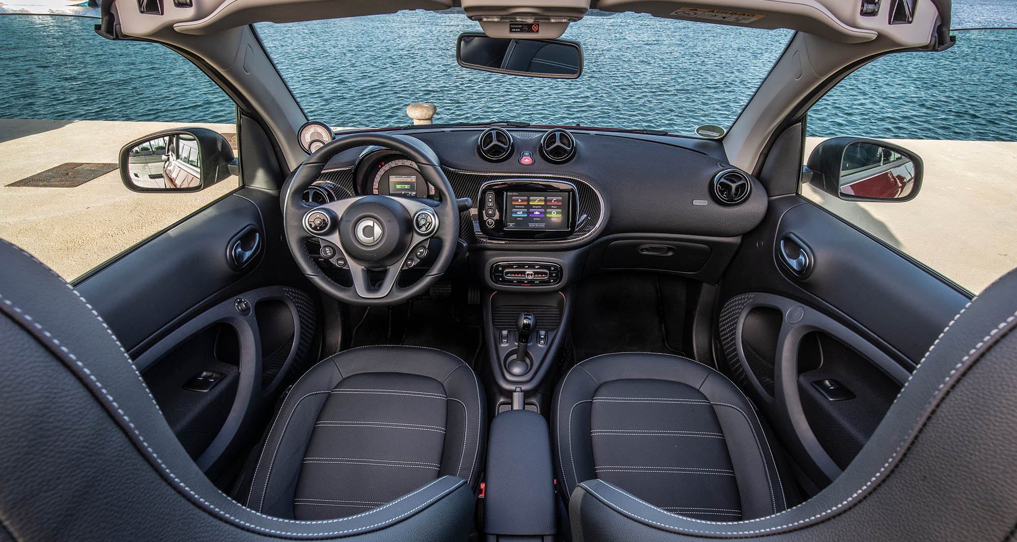 2020 Smart Fortwo Research New