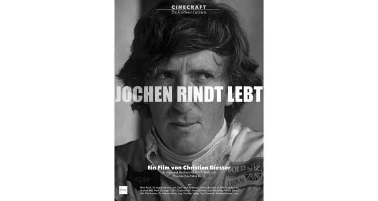 DVD-Cover Jochen Rindt lebt