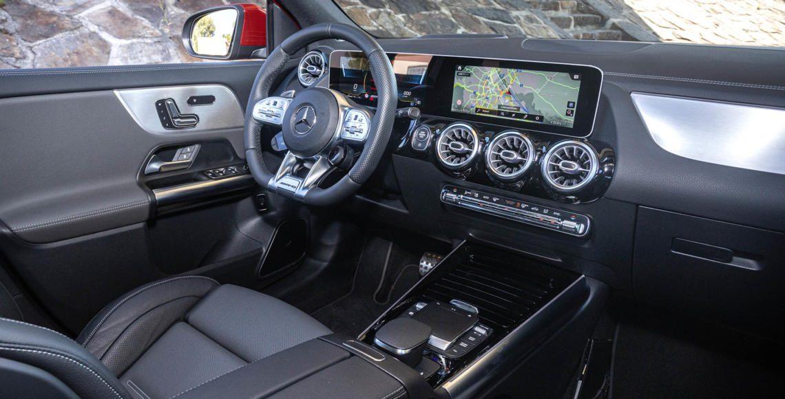 ALLES AUTO Mercedes-AMG GLA 35 Robert May #3