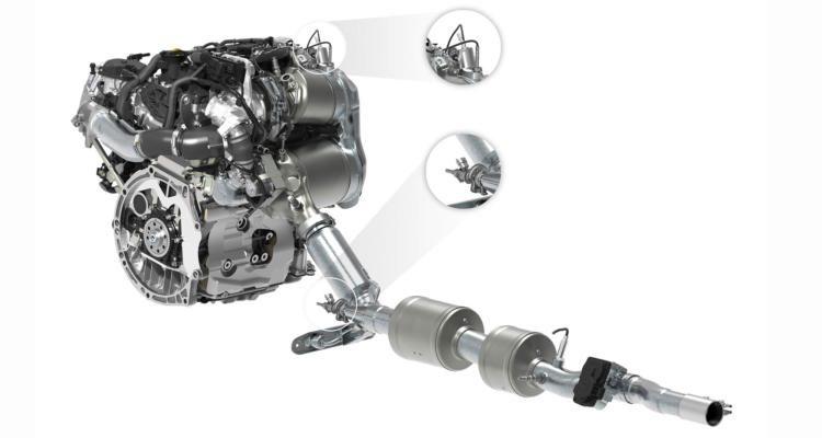 Twindosing - doppelte SCR-Einspritzung für saubere Dieselmotoren