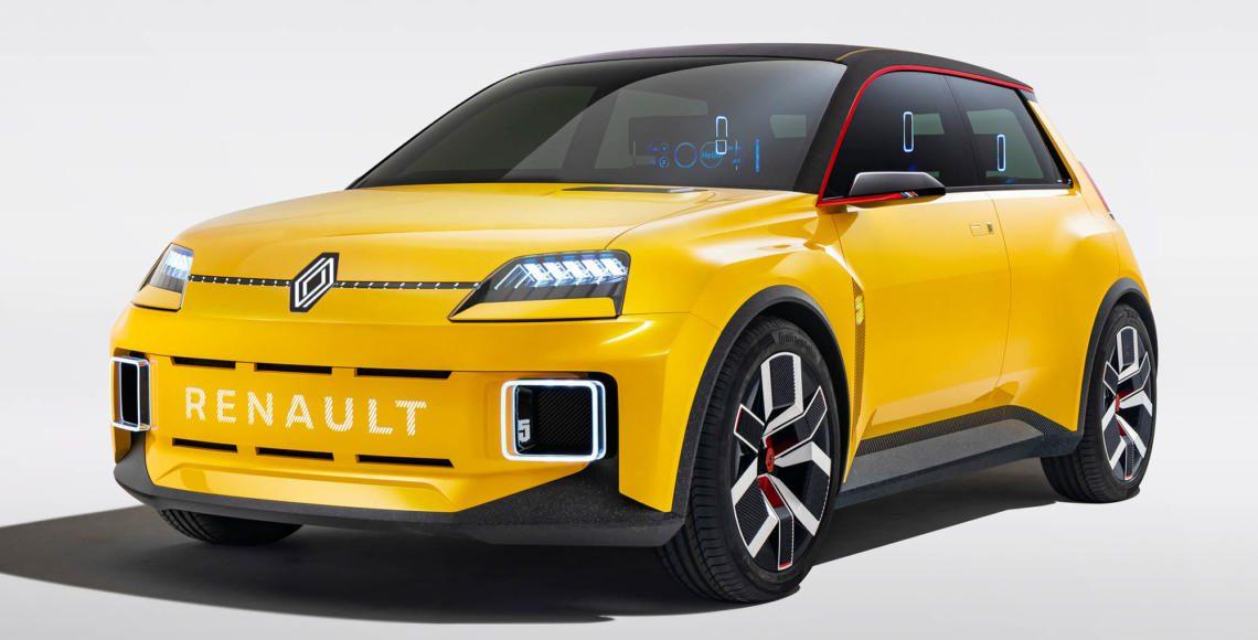 ALLES AUTO Renault 5 Prototype 1