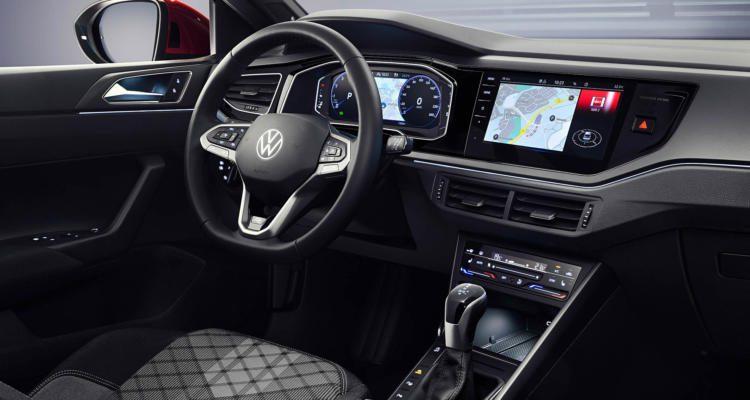 ALLES AUTO VW Taigo Cockpit