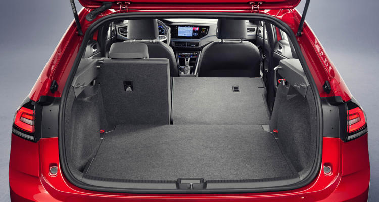 ALLES AUTO VW Taigo Kofferraum