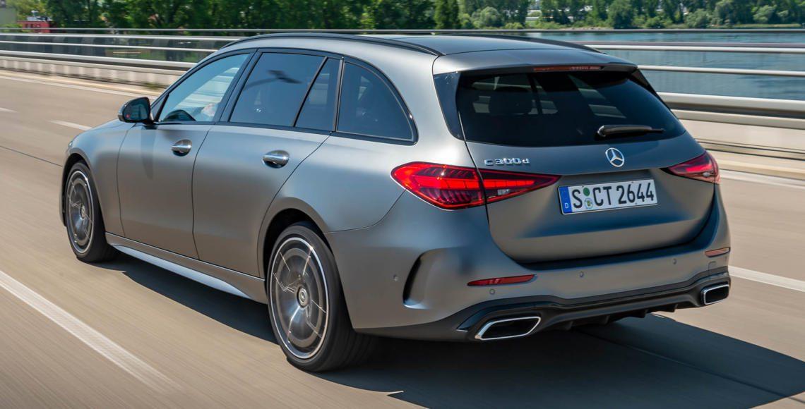 Mercedes-Benz C 300 d; Meet Mercedes, Immendingen 2021